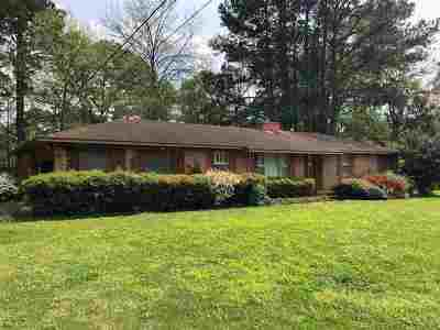 Canton Single Family Home Contingent/Pending: 747 Kathy Cir