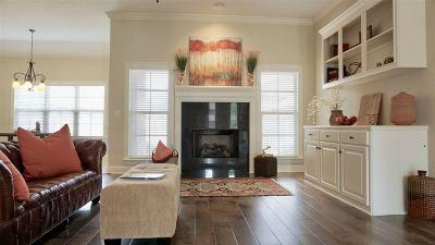 Brandon Single Family Home Contingent/Pending: 153 Willow Crest Cir