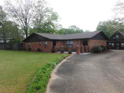 Walnut Grove MS Single Family Home For Sale: $174,000