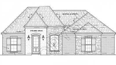 Brandon Single Family Home For Sale: 675 Conti Dr