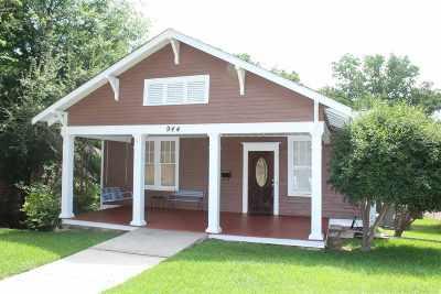 Jackson Single Family Home For Sale: 944 Madison St