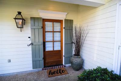 Jackson Single Family Home For Sale: 7 Pear Orchard Pk