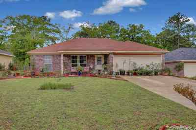 Mendenhall Single Family Home Contingent/Pending: 209 E Laurel Ave