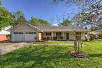 Ridgeland Single Family Home Contingent/Pending: 203 Squirrel Hill Dr