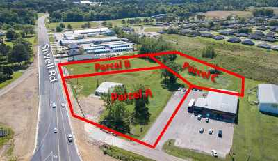 Byram Commercial For Sale: 6761 B S Siwell Rd.