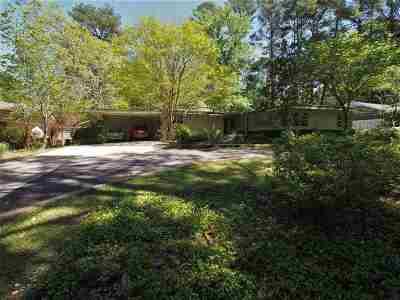 Jackson Single Family Home For Sale: 1330 Eastover Dr