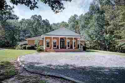 Hinds County Single Family Home For Sale: 4361 Pine Lake Dr