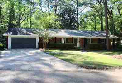 Jackson Single Family Home For Sale: 4433 Audubon Pk Dr