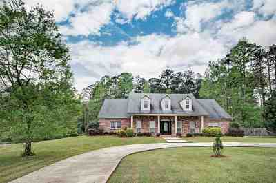 Simpson County Single Family Home For Sale: 126 Hummingbird Cir