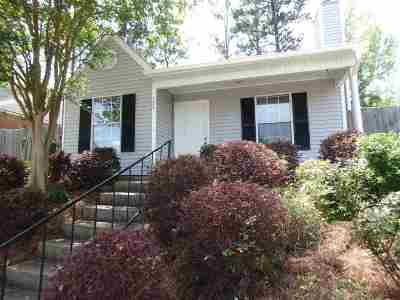 Ridgeland Single Family Home Contingent/Pending: 7037 Copper Cv