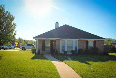 Richland Single Family Home Contingent/Pending: 129 Bradford Pl