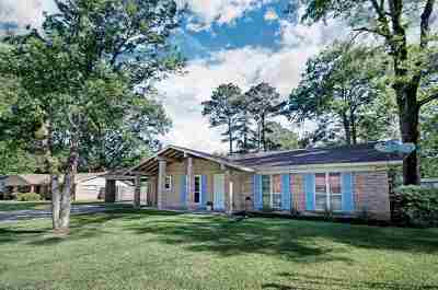 Pearl Single Family Home For Sale: 2862 Teasley Dr