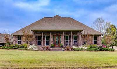 Rankin County Single Family Home For Sale: 118 Bonne' Vie Dr