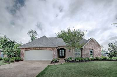 Clinton Single Family Home Contingent/Pending: 159 Rockbridge Cir
