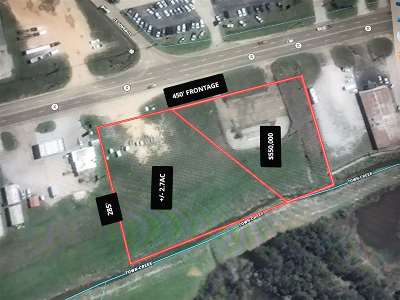 Leake County Commercial For Sale: 500 block Hwy 35 S