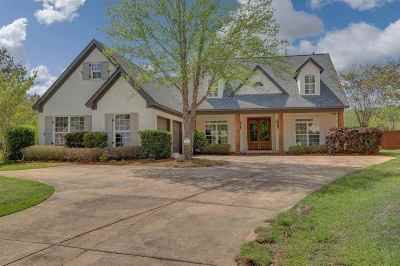 Flowood Single Family Home For Sale: 712 Chickasaw Dr