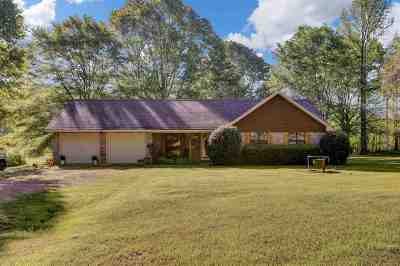 Hinds County Single Family Home Contingent/Pending: 3344 Palestine Rd