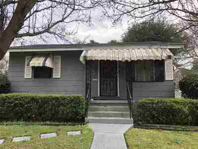 Jackson Single Family Home For Sale: 3212 Hollywood Ave