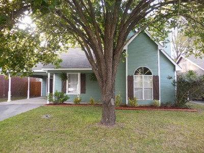 Brandon Single Family Home For Sale: 1417 Barnett Bend Cir