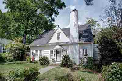 Jackson Single Family Home For Sale: 750 Oakwood St