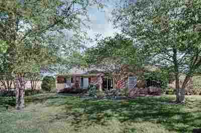 Richland Single Family Home For Sale: 206 Prewitt Cir