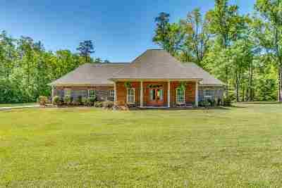 Brandon Single Family Home For Sale: 166 Pine Acre Pl
