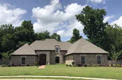 Single Family Home For Sale: 910 Poplar Dr