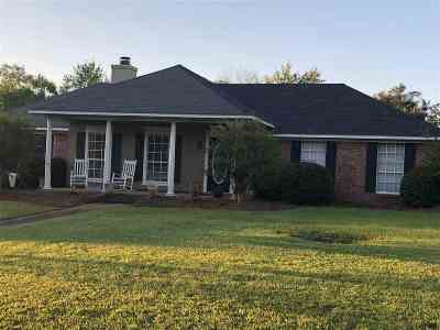 Ridgeland Single Family Home For Sale: 201 Crestwood Cv