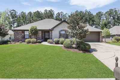 Flowood Single Family Home Contingent/Pending: 150 Britton Cir