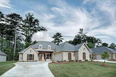 Flowood Single Family Home Contingent/Pending: 334 Royal Pond Circle