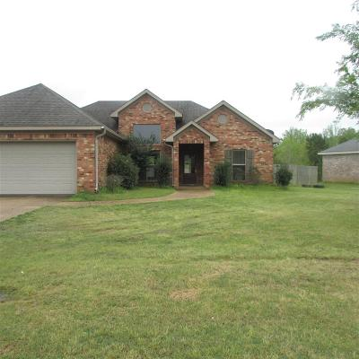 Rankin County Single Family Home Contingent/Pending: 109 Carriage Ln