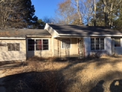 Hinds County Single Family Home For Sale: 736 Dorgan St