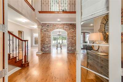 Canton MS Single Family Home For Sale: $834,000