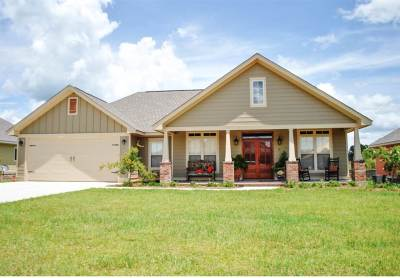 Canton MS Single Family Home For Sale: $253,000