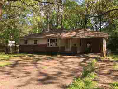 Hinds County Single Family Home For Sale: 1215 Tara Rd