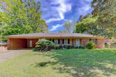 Hinds County Single Family Home For Sale: 1011 Laurelwood Dr