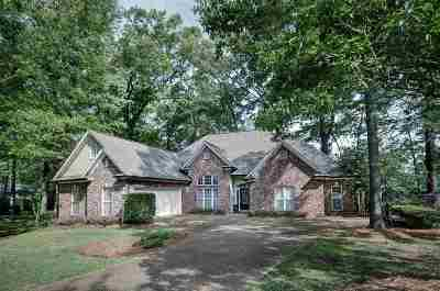 Clinton Single Family Home For Sale: 117 Trace Ridge Dr