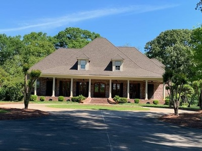Madison County Single Family Home For Sale: 1228 Stokes Rd