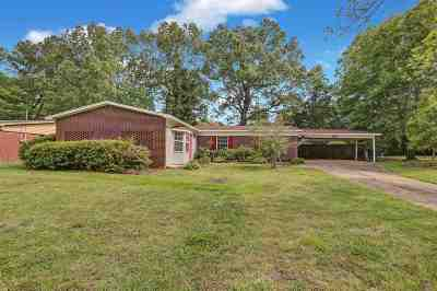 Hinds County Single Family Home For Sale: 520 Bellevue Dr