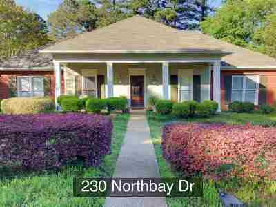 Madison Single Family Home For Sale: 230 Northbay Dr