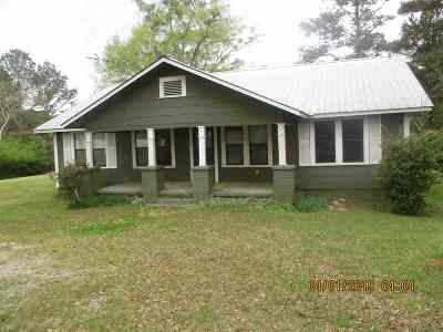 Neshoba County Single Family Home For Sale: 12921 Highway 488 Hwy