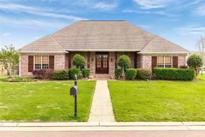Pearl Single Family Home For Sale: 216 Clubview Cir