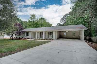 Jackson Single Family Home For Sale: 4630 W Cheryl Dr
