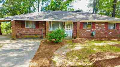 Pearl Single Family Home Contingent/Pending: 2255 Upper Dr