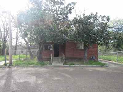 Jackson Single Family Home For Sale: 1765 Dalton St
