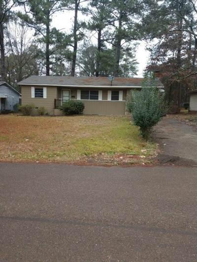 Jackson Single Family Home For Sale: 846 Winn St
