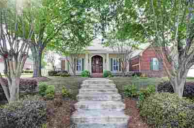 Madison Single Family Home For Sale: 119 Cypress Lake Blvd