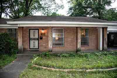 Jackson Single Family Home For Sale: 120 Colonial Cir