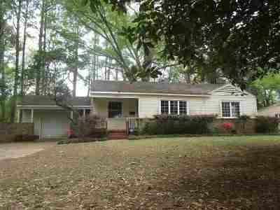 Jackson Single Family Home For Sale: 206 S Park Dr
