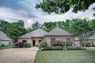 Canton Single Family Home For Sale: 106 Bear Creek Ct